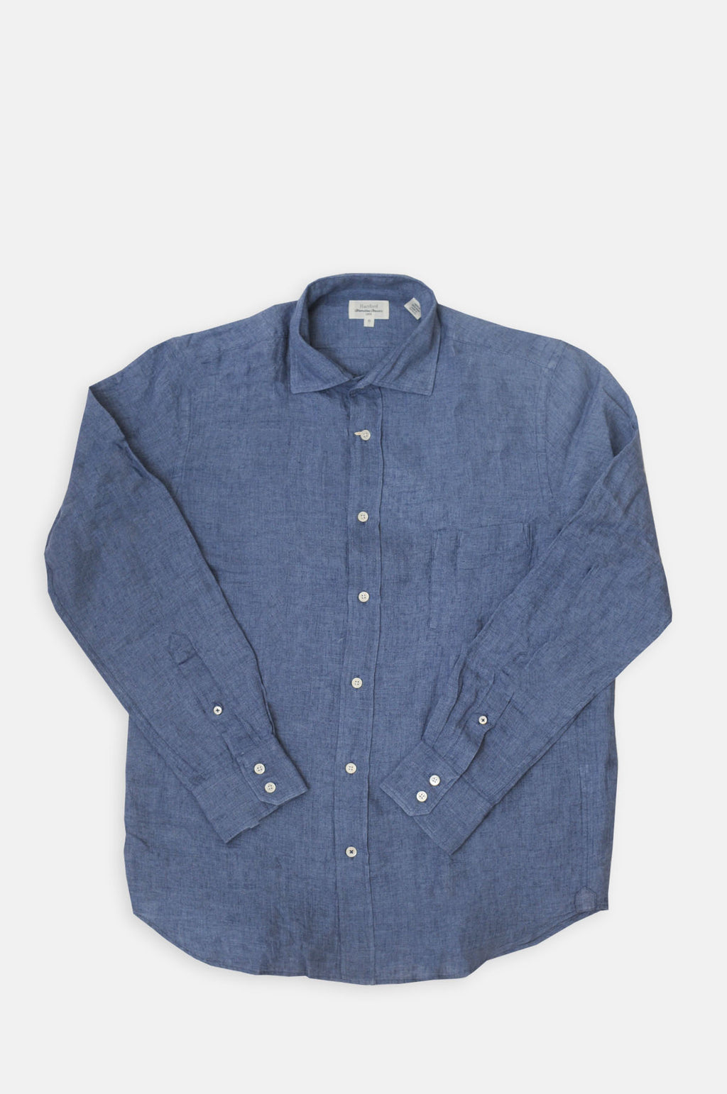 Paul Shirt Delave Denim