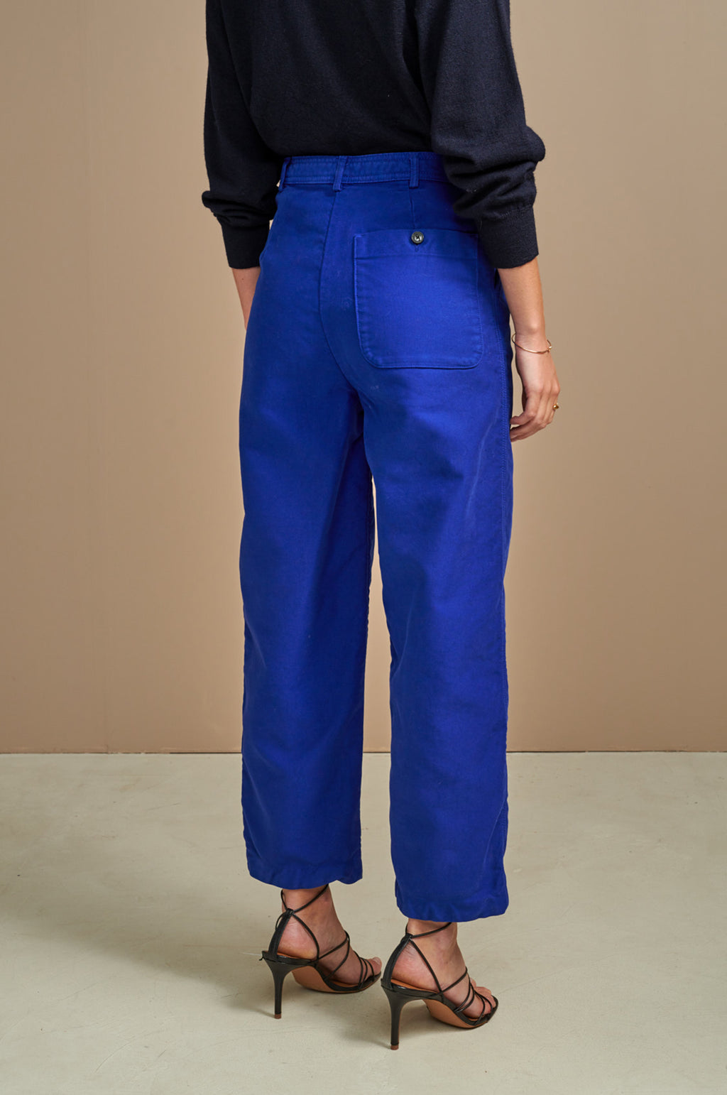 Pollock Pants in Ultramarine
