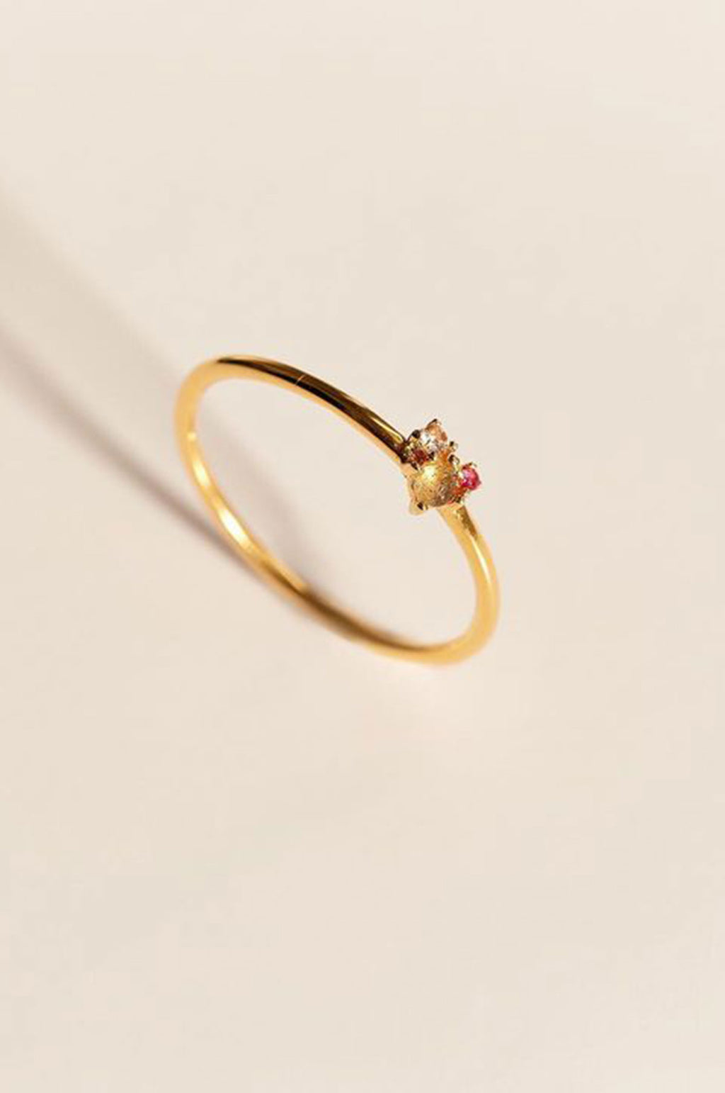 Rose Blush Gold Ring