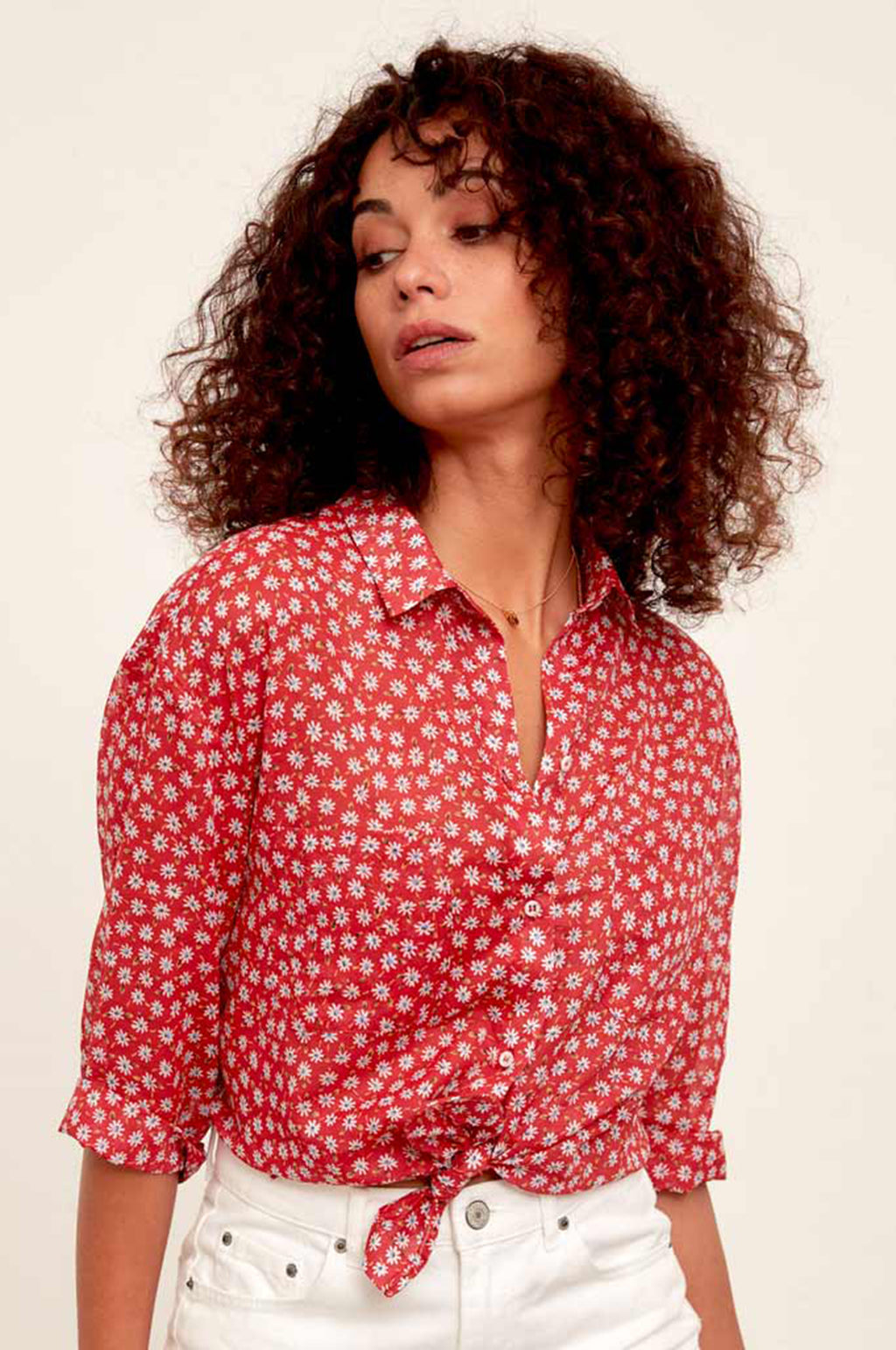 Simone Shirt Multicolour