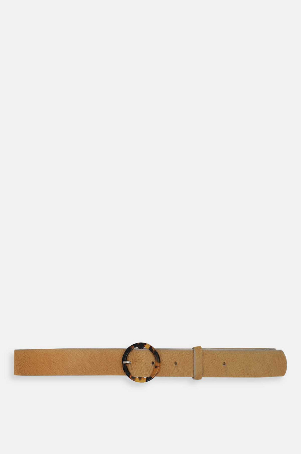 Sabeau Belt in Clay