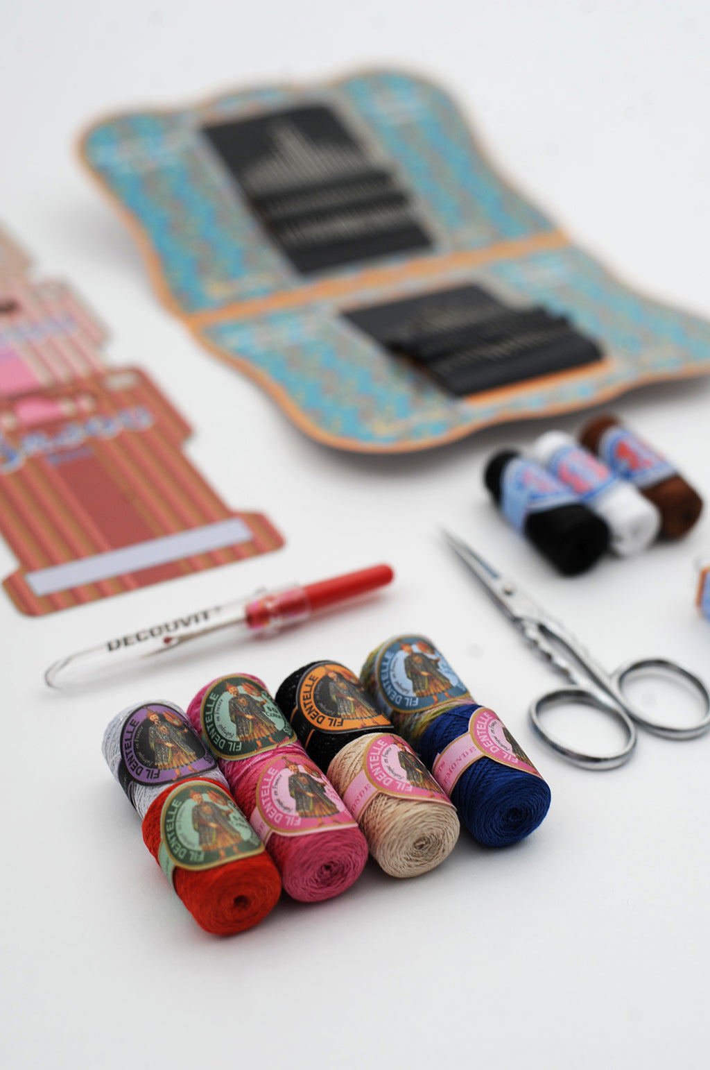 Sajou Complete Sewing Set