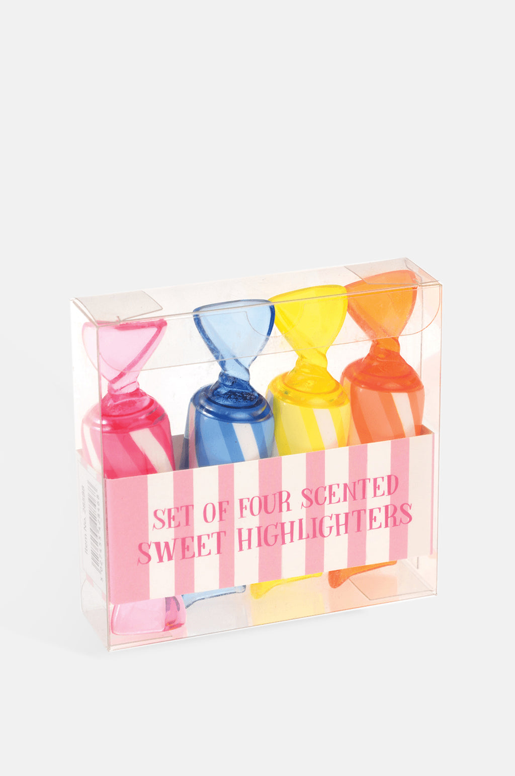 Scented Sweet Highlighters Set of Four