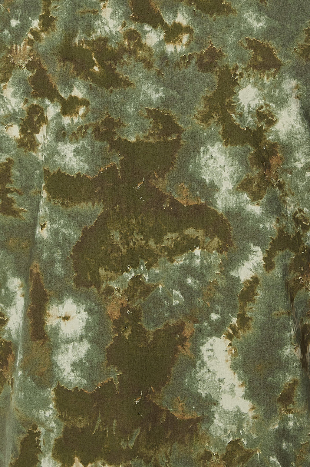 Space Camo Road Shirt Olive