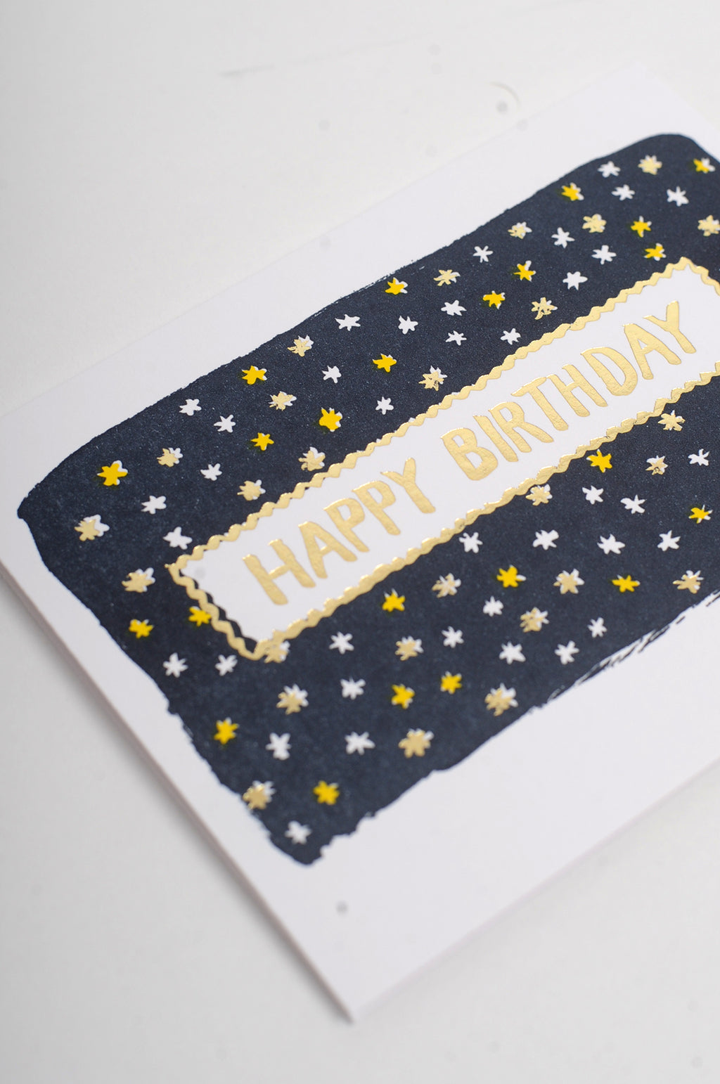 Star Meadow Birthday Card