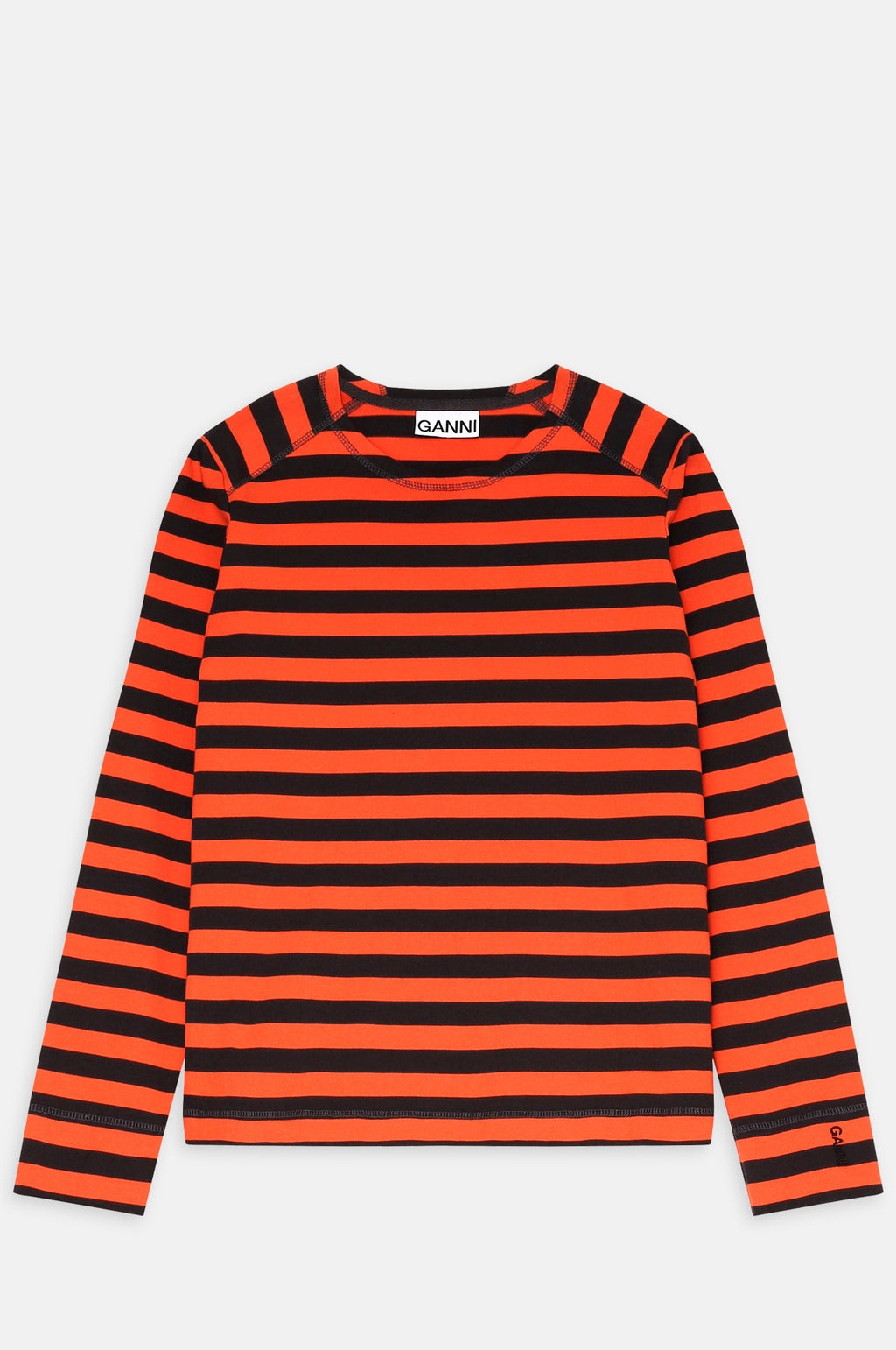 Striped Pullover Flame