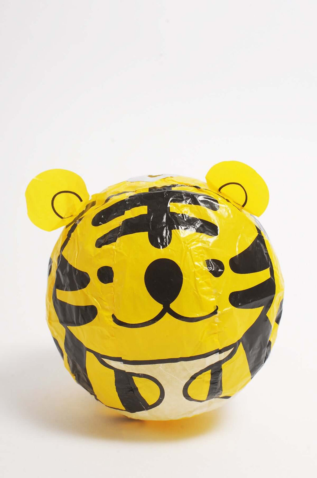 Tiger Paper Balloon Card