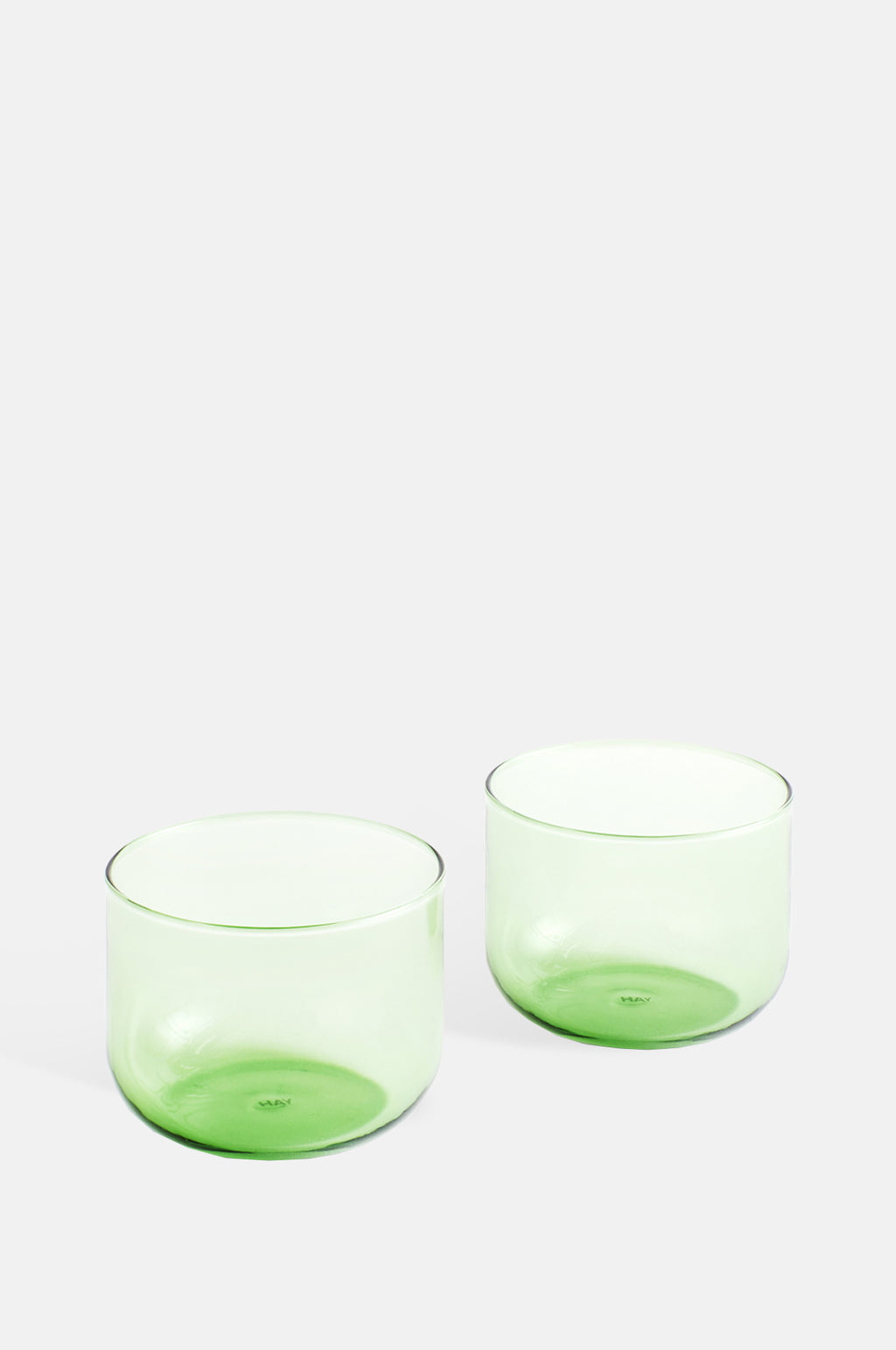 Set of 2 Tint Glasses in Green