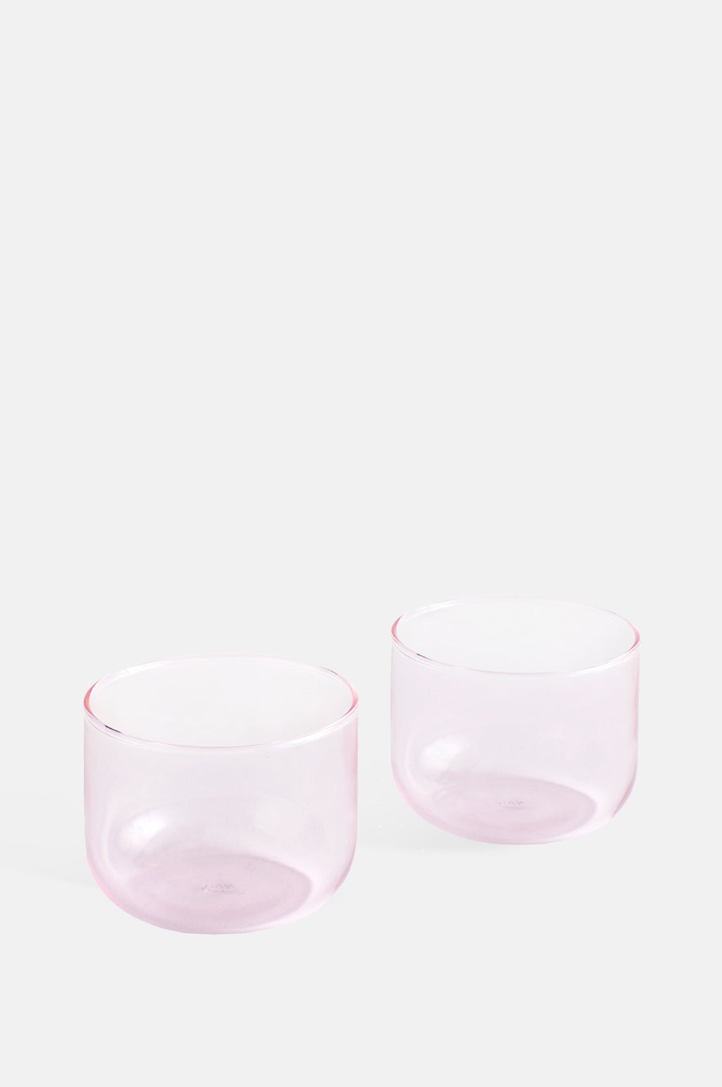 Set of 2 Tint Glasses in Pink