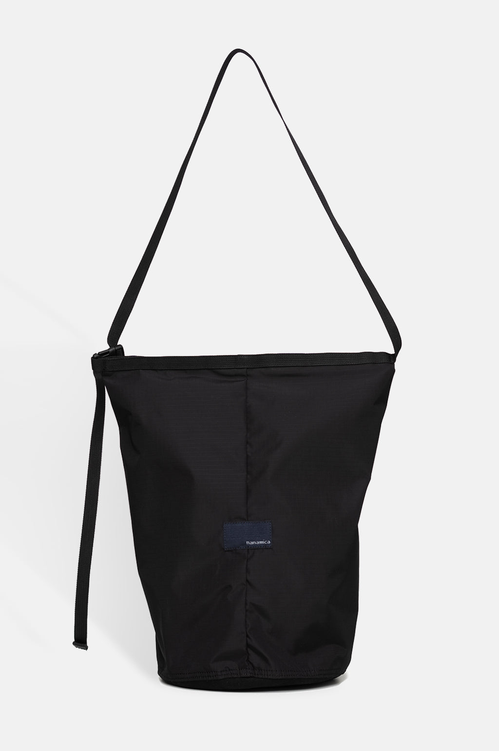 Utility Shoulder Bag in Black