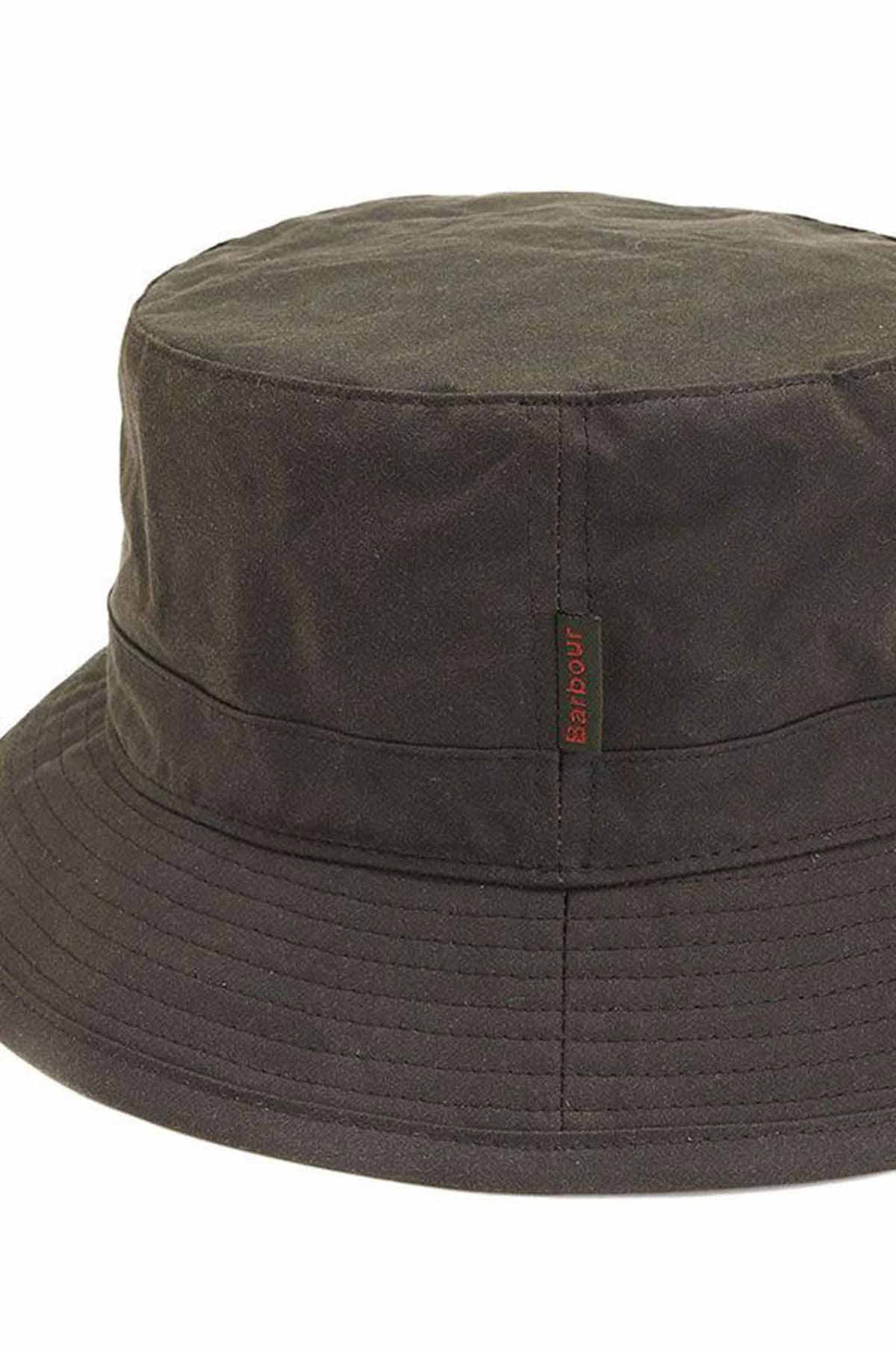 Wax Sports Hat in Olive