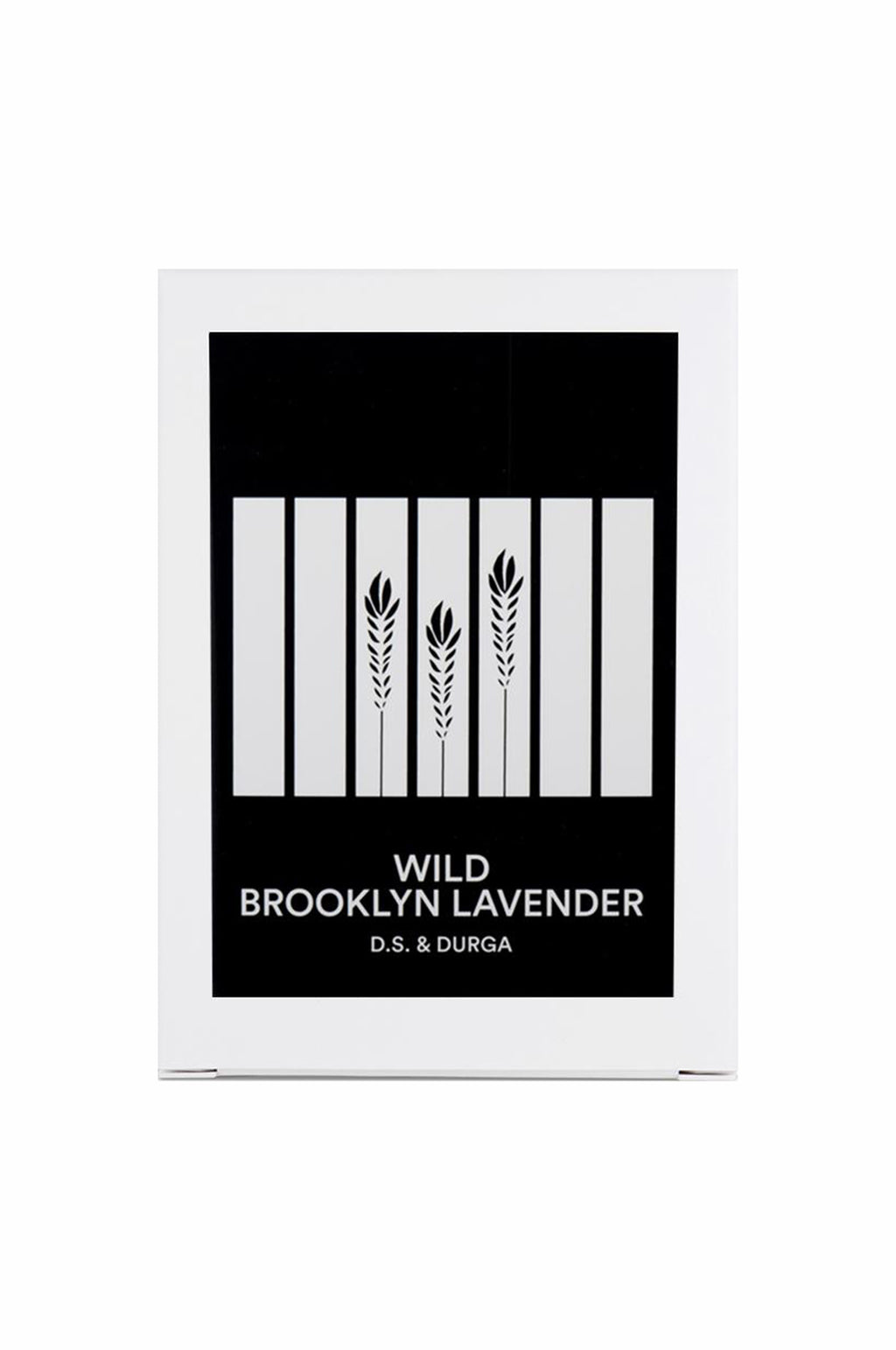 Wild Brooklyn Lavender Candle