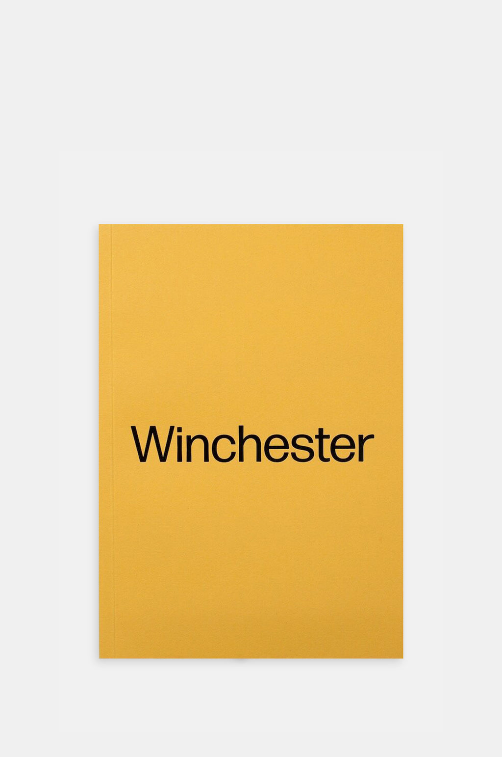 The Winchester Guidebook