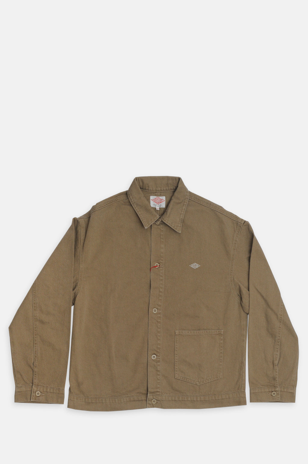 Work Jacket Beige
