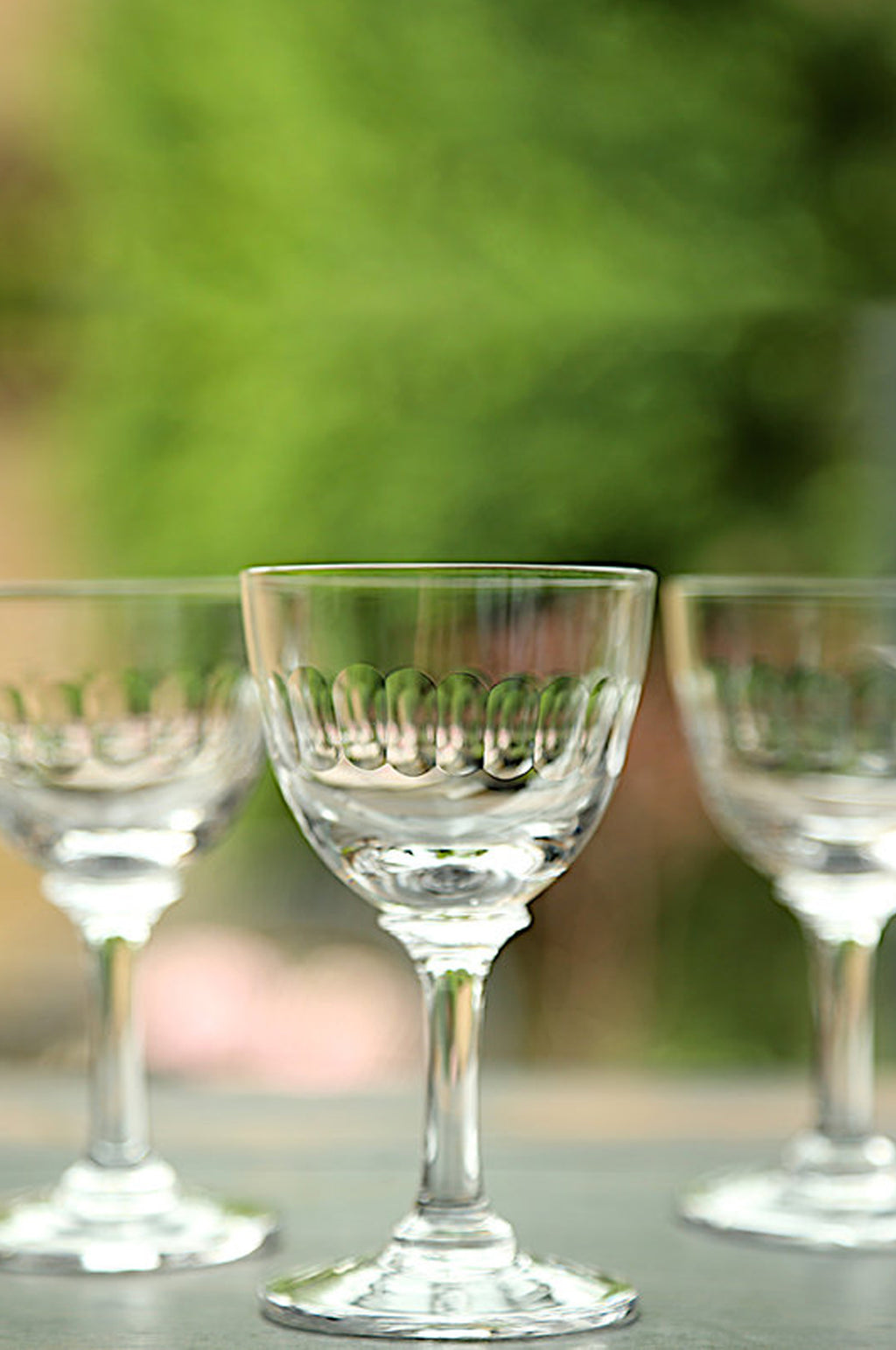 Lens Liquer Glass Set