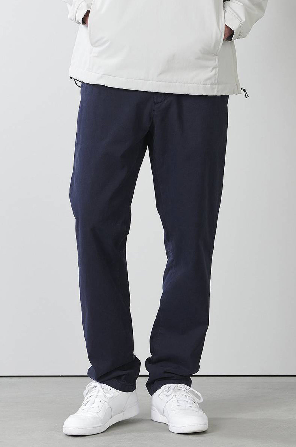 Johnson Pant in Dark Navy Rinsed