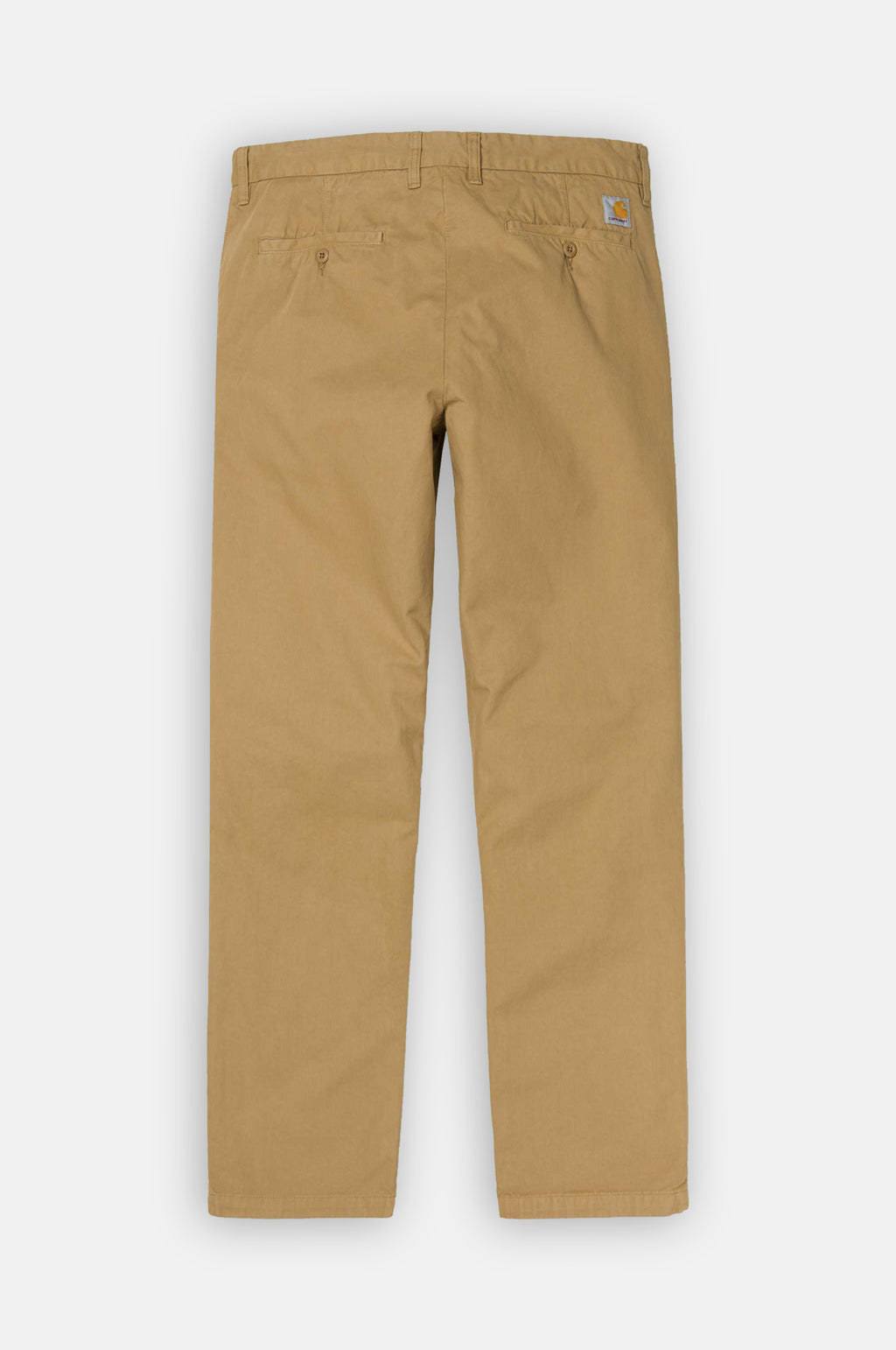 Johnson Pant in Leather Rinsed