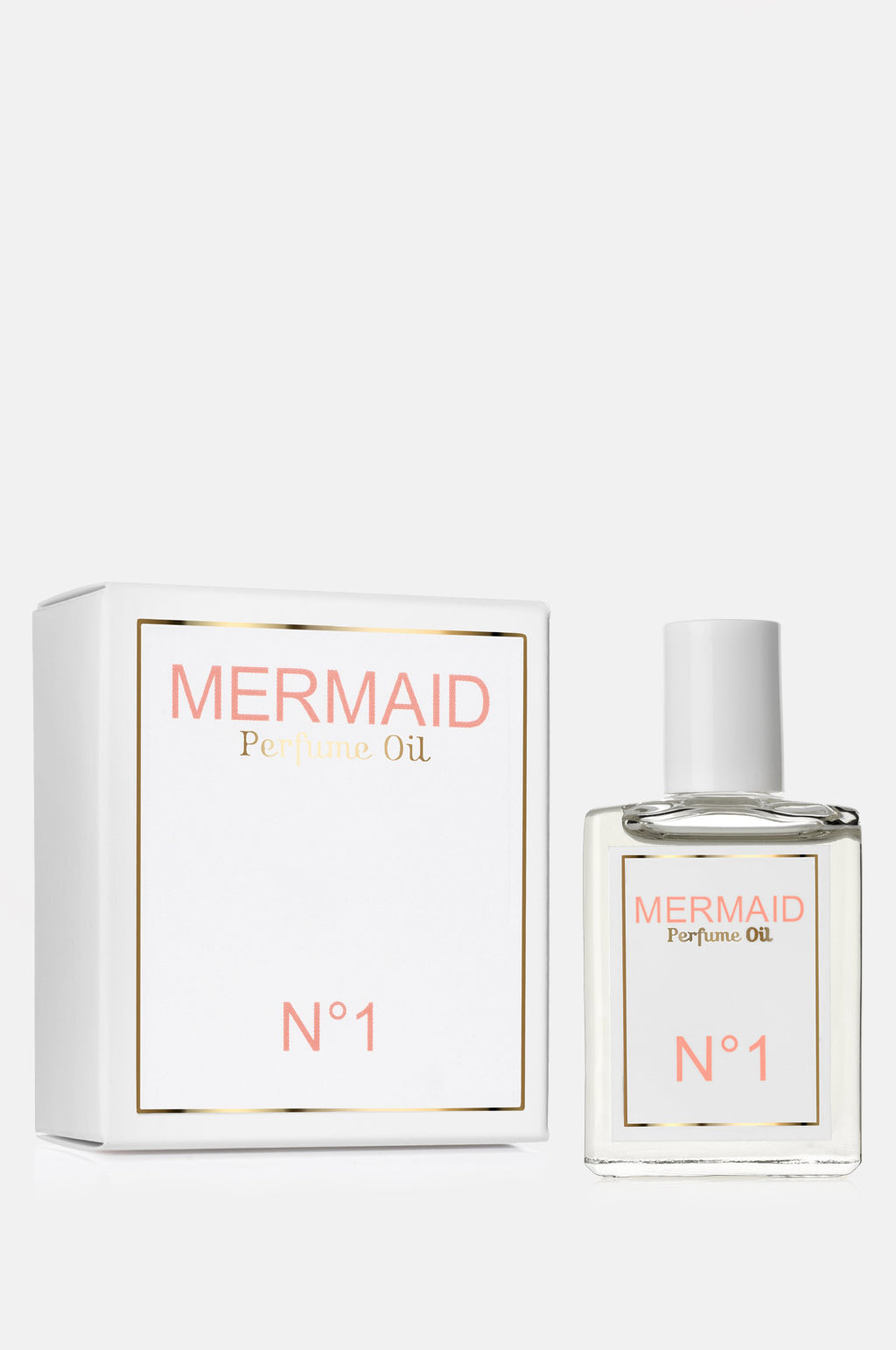 Mermaid No1 Perfume Oil Rollerball