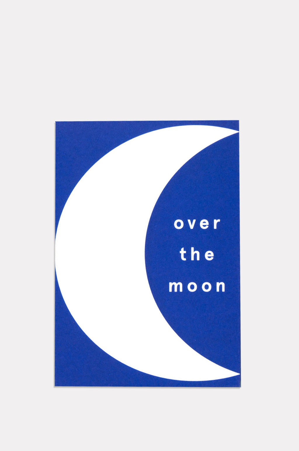 Ola Jr Over The Moon Card