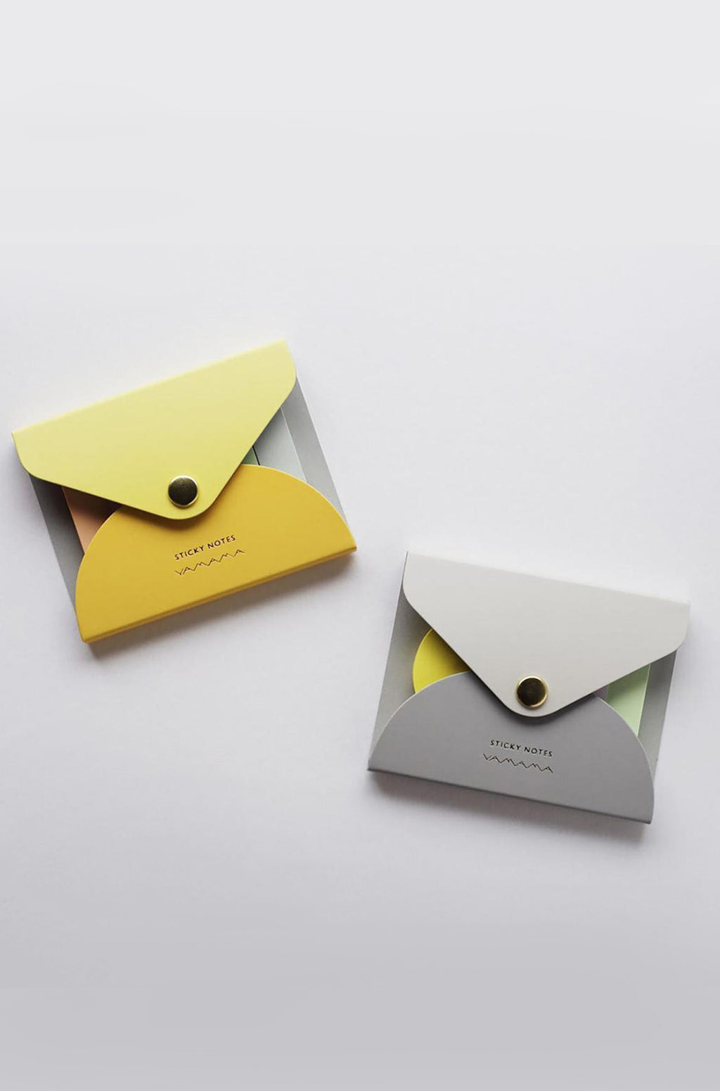 Sticky Notes in Grey