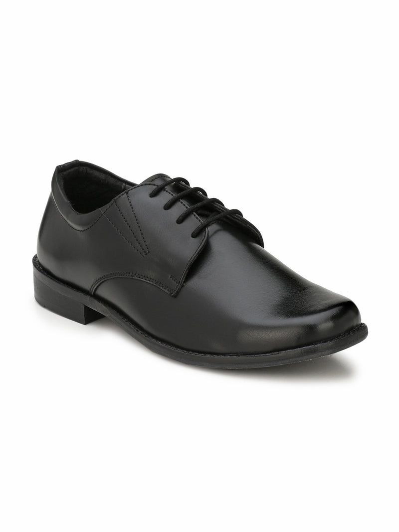 Eego Italy Black Men's Formal Shoes