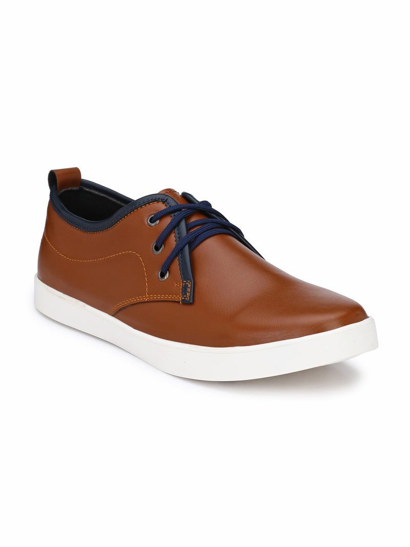 Eego Italy Tan Sneakers