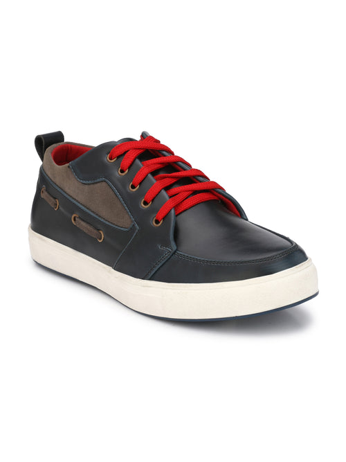Eego Italy Stylish Boat Sneakers