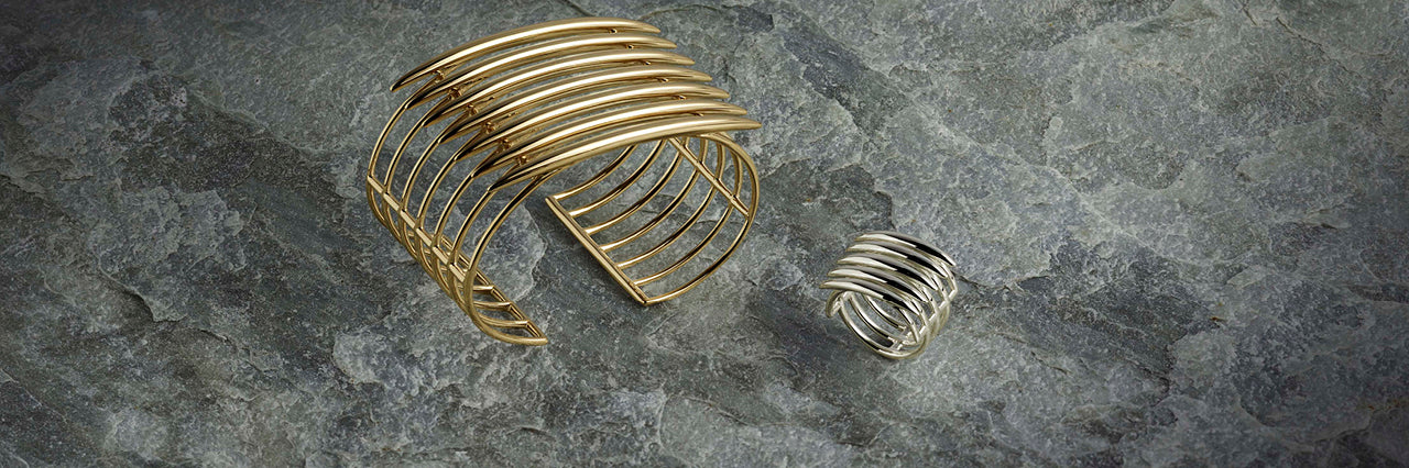 Quill Cuff & ring
