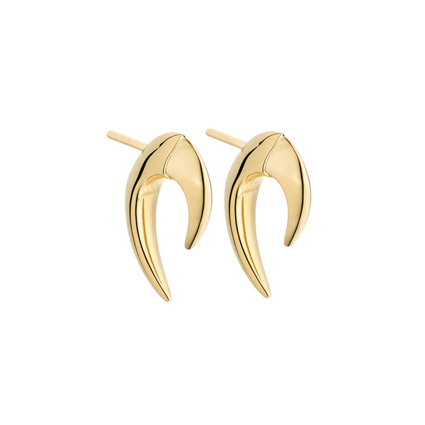 Yellow Gold Vermeil Mini Talon Earrings