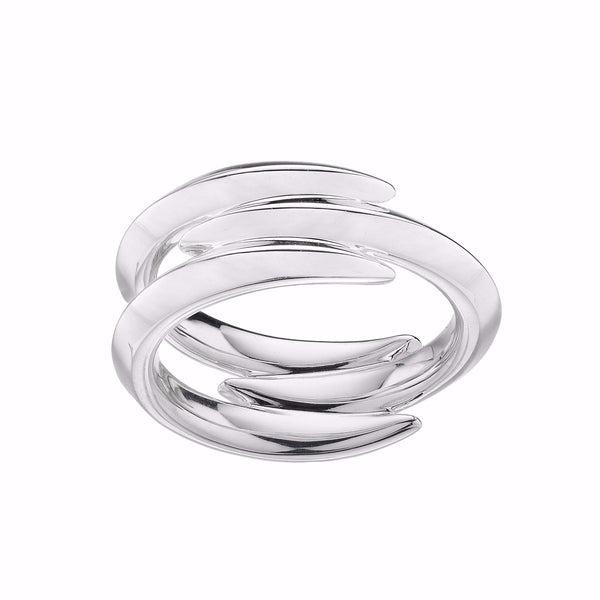 Triple Arc Ring
