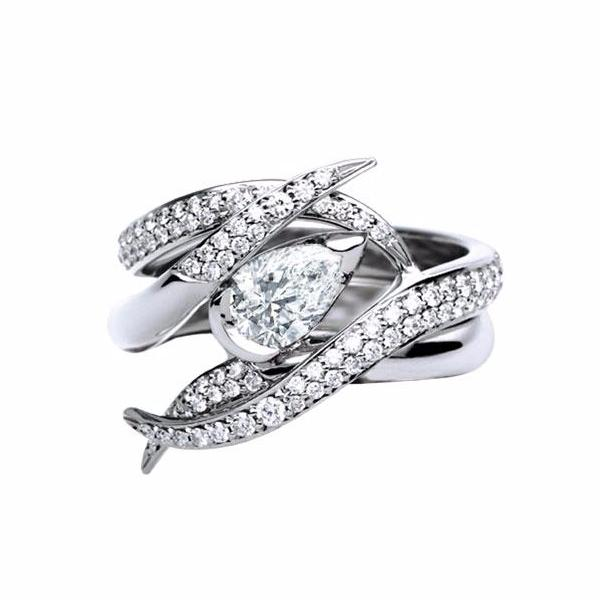 White Gold and Diamond 0.50ct Ariana Engagement Set