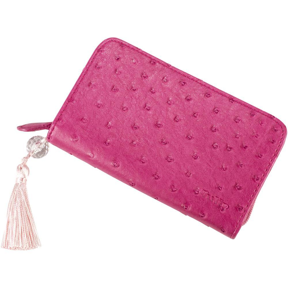 tulip case with tassel