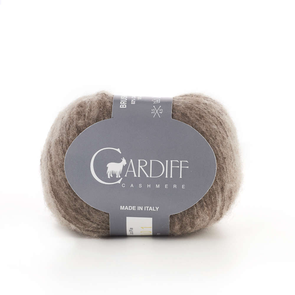cardiff cashmere brushlight