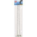 prym viktoria bag handle loop, silver
