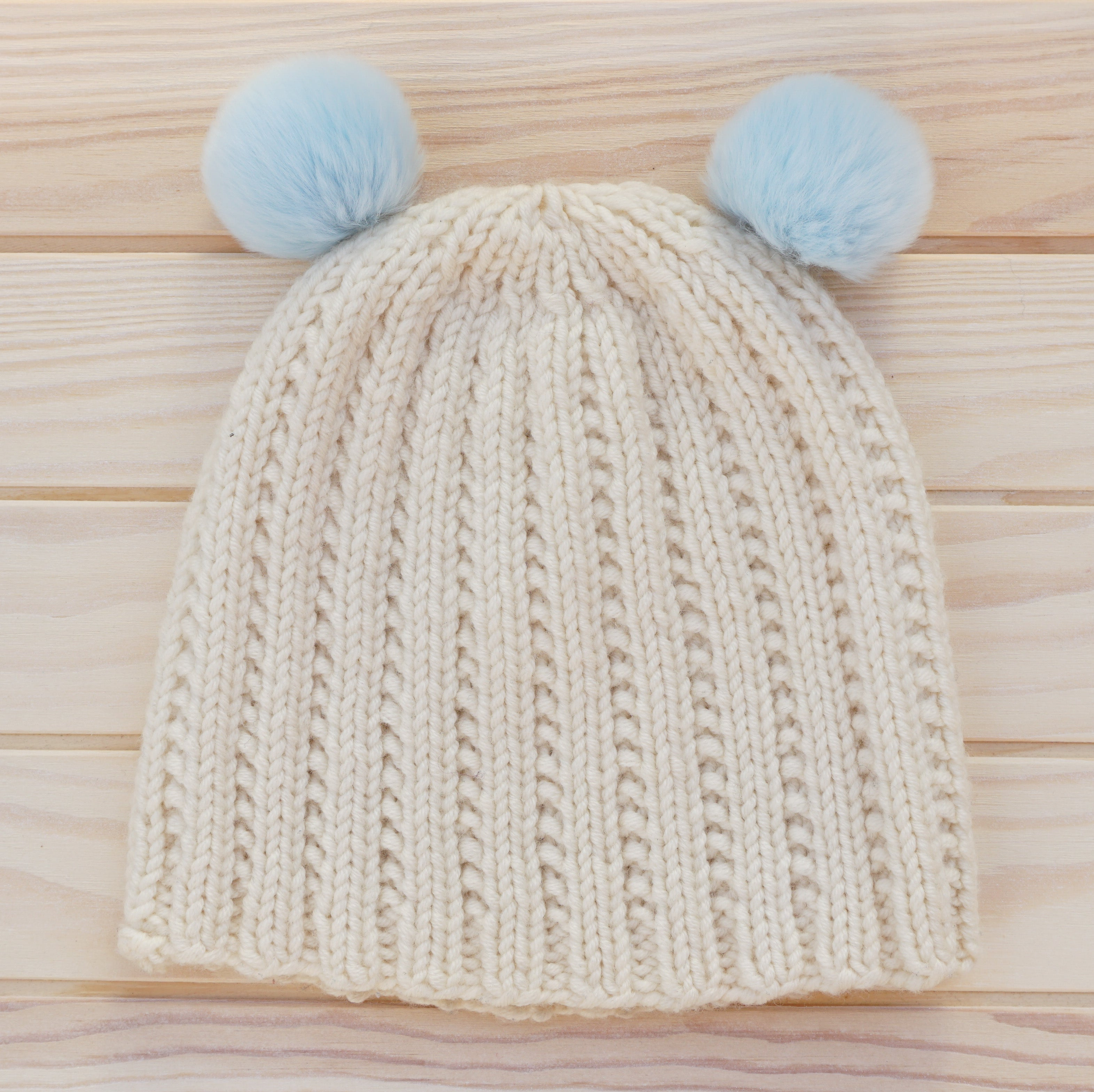 kaninchenfell pompon