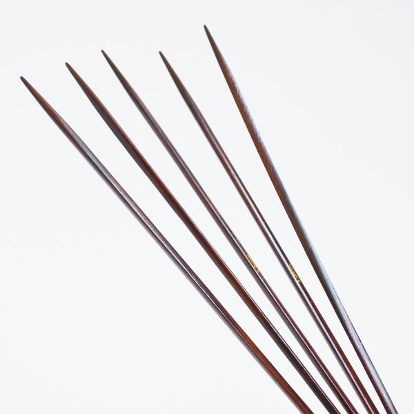 edelweiss double point triangular needles