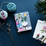 knit pro blossom and passion IC etui