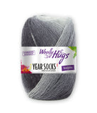 woolly hugs year sock