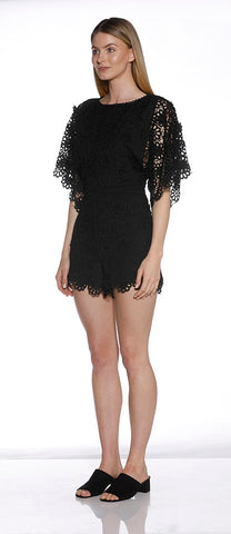 MINISTRY OF STYLE MONARCH ROMPER