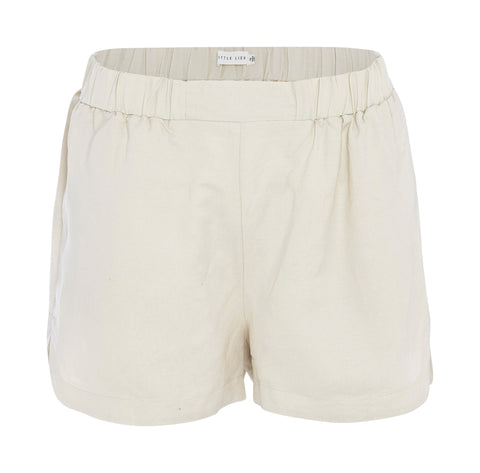 LITTLE LIES LINEN SHORTS