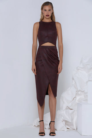 PREMONITION NOMAD MIDI SKIRT
