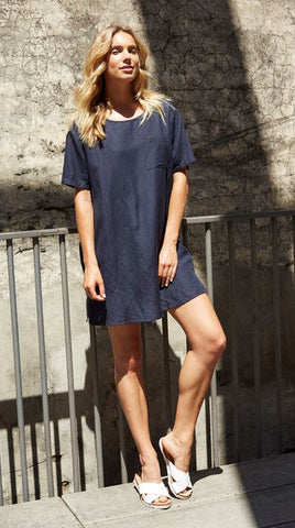 LITTLE LIES TEE DRESS