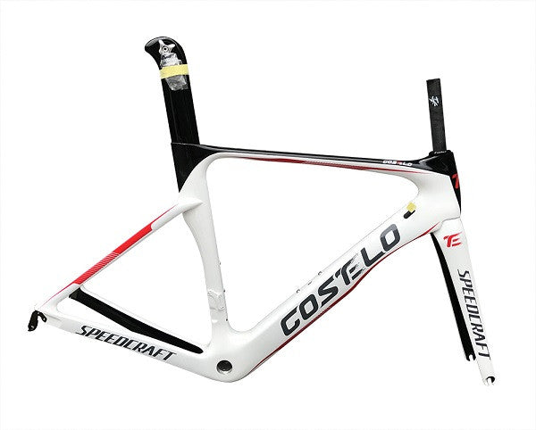 Costelo Speedcraft Road Bicycle Carbon Frame T1000 UD Carbon bike ...
