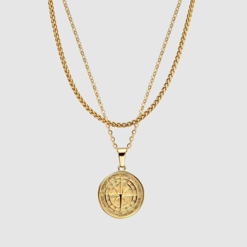 Compass Set (Gold)