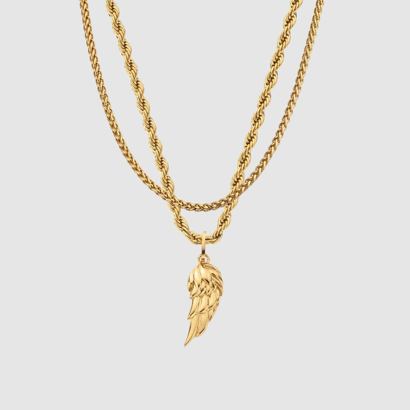 Wing Set (Gold)