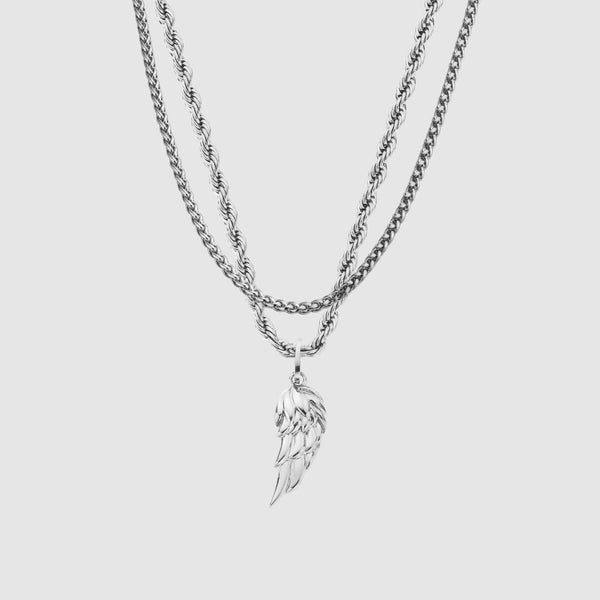 Wing Set (Silver)