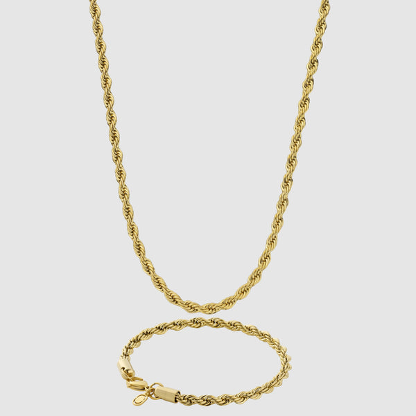 Rope Set (Gold)
