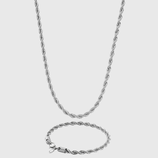 Rope Set (Silver)