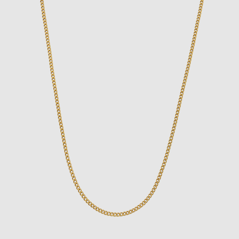 Connell Chain (Gold) 2mm