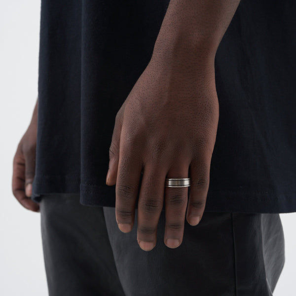 Band 2.0 Ring (Silver)